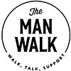 The Man Walk Logo
